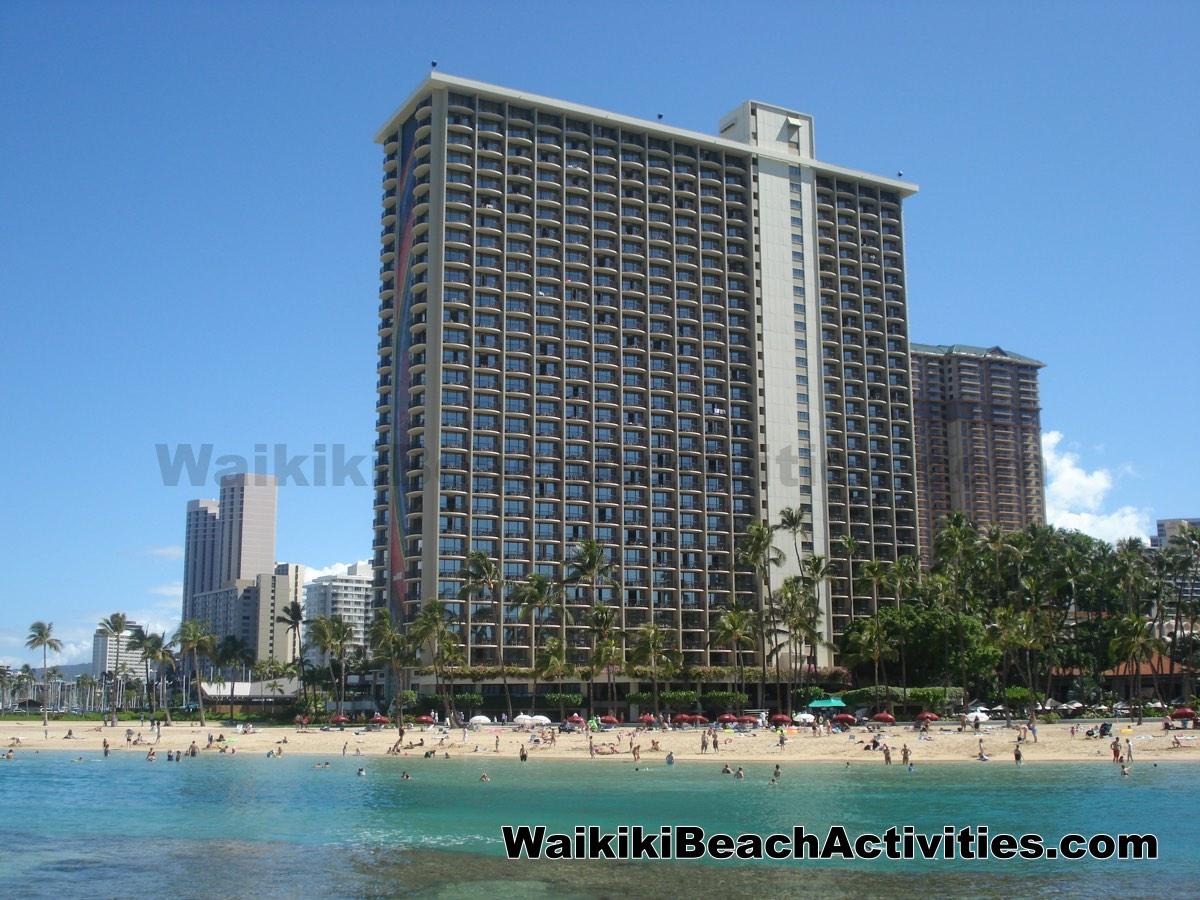 Hilton Hawaiian Village Beach Resort Spa Waikiki Beach