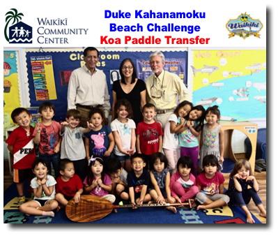 Waikiki Community Center's Preschoolers Participate In The ...