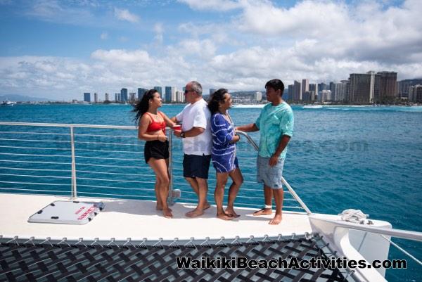 Spirit Of Aloha Port Waikiki Boat Tour Cruise At Hilton